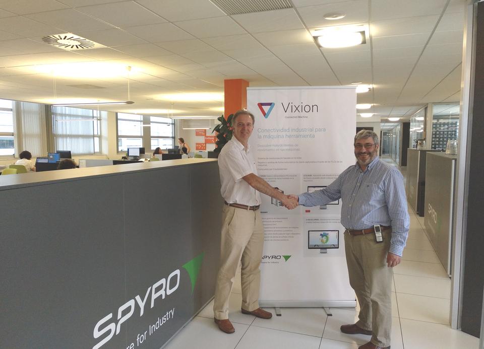 Vixion incorpora a Cesar Software en su estructura