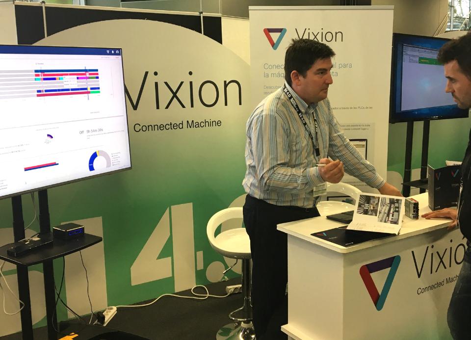 Basque Industry 4.0_Vixion