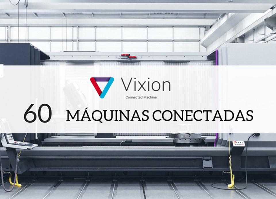 Más de 60 máquinas conectadas_máquina herramienta_Vixion